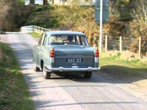 Austin A55 Cambridge Farina 2