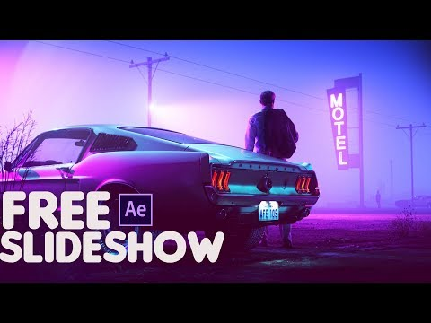 Free Slideshow After Effects