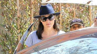 Wonder Woman Gal Gadot Takes Her Family To Malibu