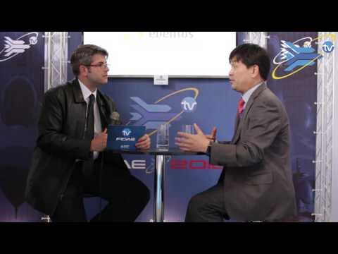 [FIDAE TV] Day 4: Interview Sang Choi   Korea Aerospace Industries KAI