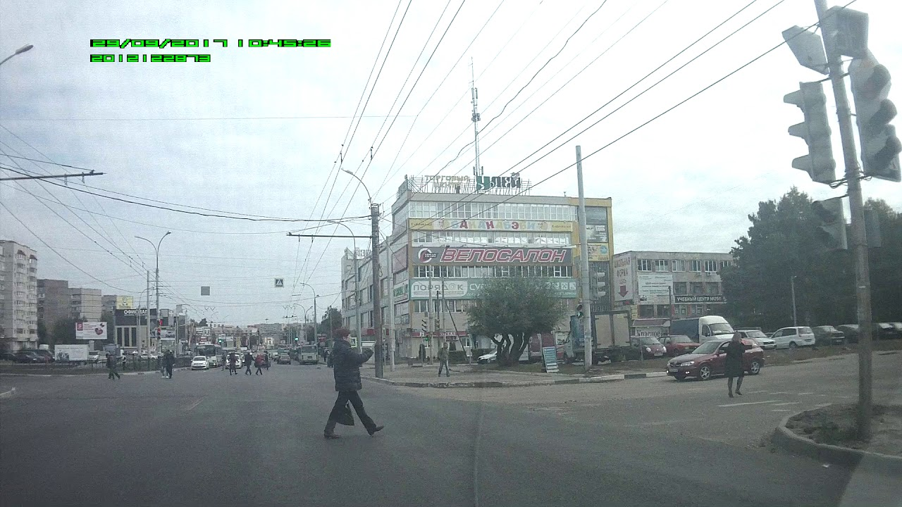 Оберег пешехода