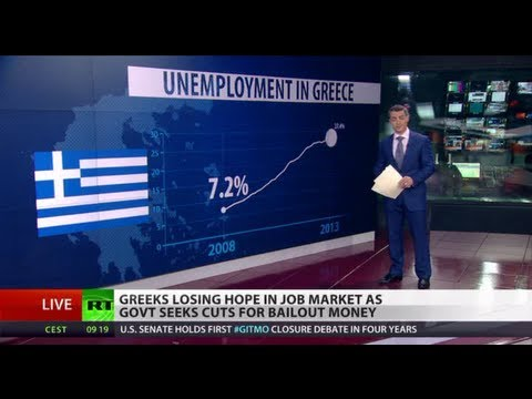 Emergency Exit: Greeks flee country as govt resorts to mass layoffs
