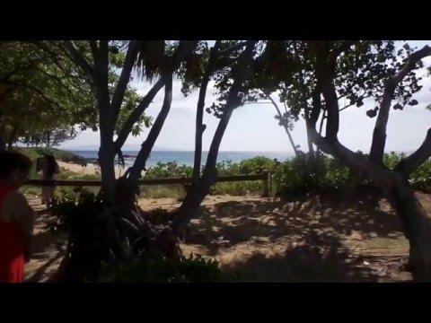 KIHEI  (Nice beach) Maui, Hawaii   April 2016