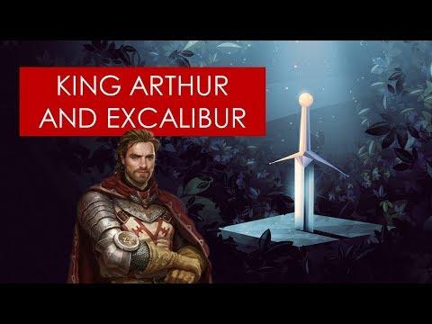 Mythology EXPLAINED: King Arthur and Excalibur [Arthurian Legend l Folklore]