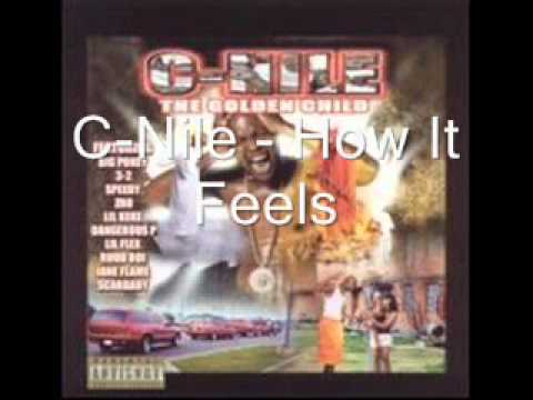 C-Nile - How It Feels Feat. Nigeria