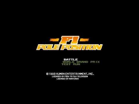 F1 Pole Position / Human Grand Prix (SNES/SFC) - BGM 06: Mexico City