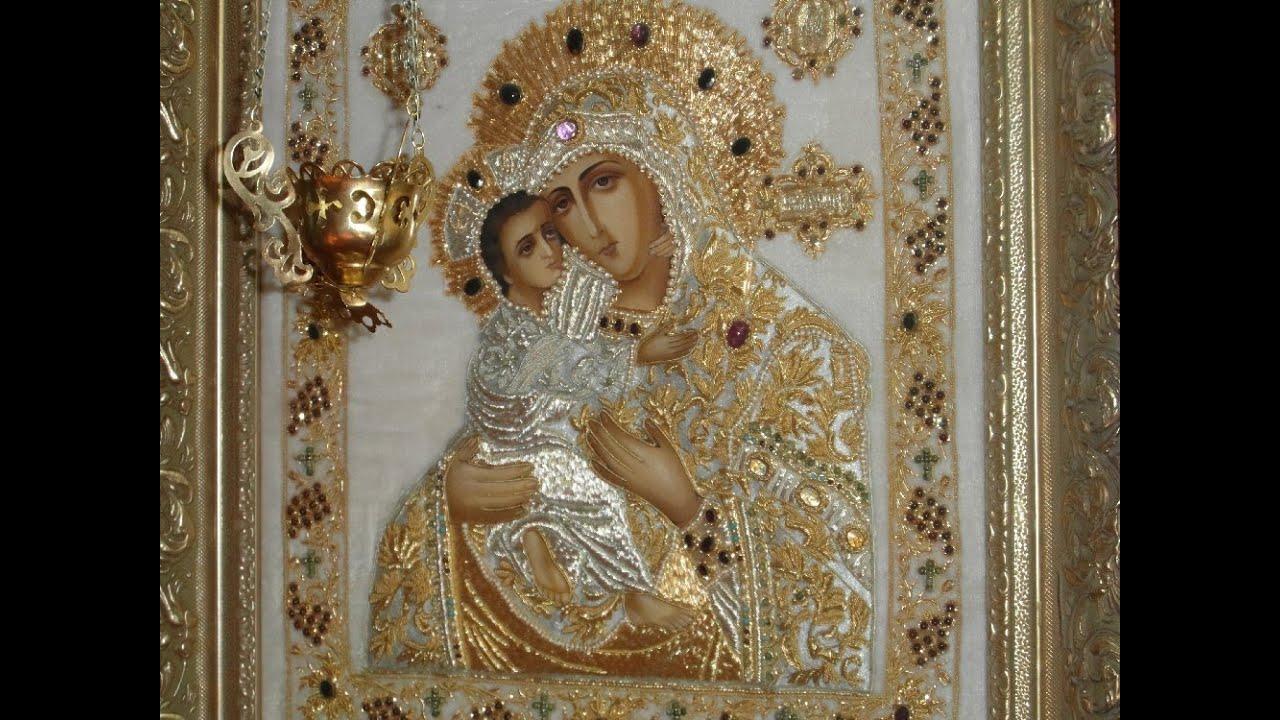 Икона Божией Матери именуемая «Утоли моя печали». История обретения.