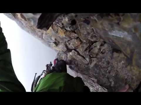 Really useful guide to the Comici Route - Tre Cime di Lavaredo - Dolomites