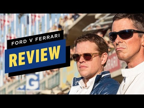 Ford v Ferrari Review