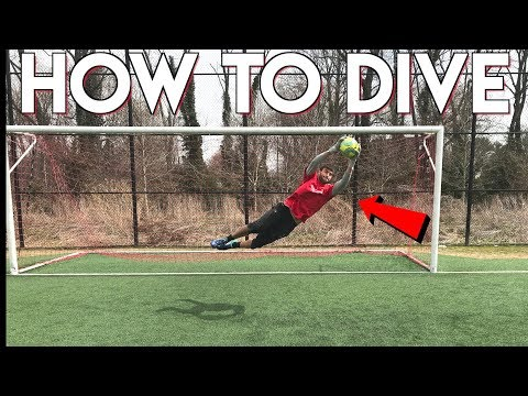 HOW TO DIVE IN SOCCER