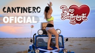 Cantinero Puro Sentimiento Video Clip Oficial 2017 HD Thamara Gomez