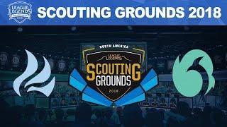 CLD vs OCN, Game 1 - NA Scouting Grounds 2018 Third Place - Cloud Drake vs Ocean Drake G1
