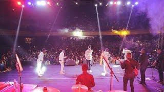 Diamond Platnumz Simba wa Africa awashangaza mashabiki wake Zimbabwe  Hicc Harare watoramari concert