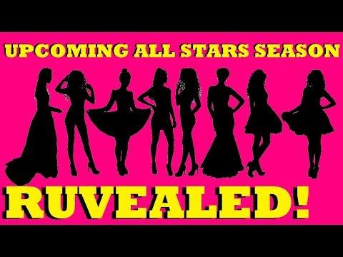 UPCOMING ALL STARS SEASON RUVEAL