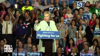 watch hillary clintons full super tuesday speech