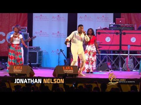 Jonathan Nelson - I Believe #GospelFestAntigua