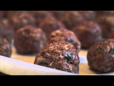Lamb Meatball Recipe Sneak Peek