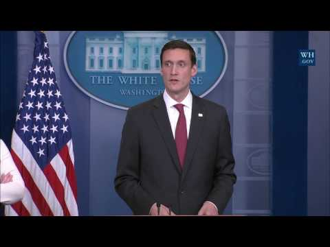 5/11/17: White House Press Briefing