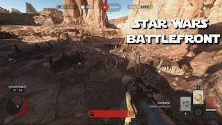 Star Wars Battlefront BETA - First Commentary [3/3] ! (60fps)