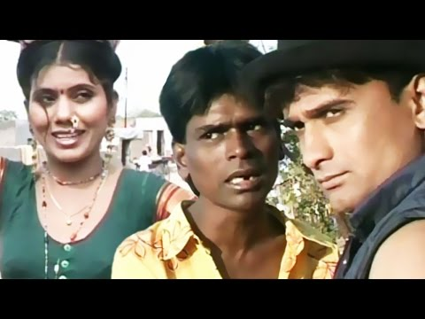 Khandesh Ka Hero | Full Comedy Movie | Ajju Hirawala