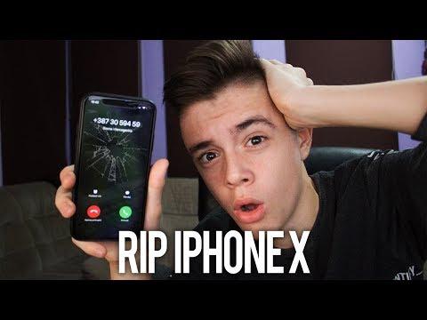 DAO SAM VAM MOJ BROJ TELEFONA!! *rip telefon*