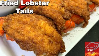Fried Lobster Tail Recipe