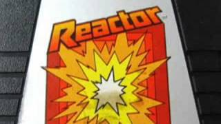 Classic Game Room HD - REACTOR for Atari 2600 review