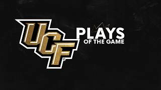 Plays of the Game: UCF vs. Georgia Southern