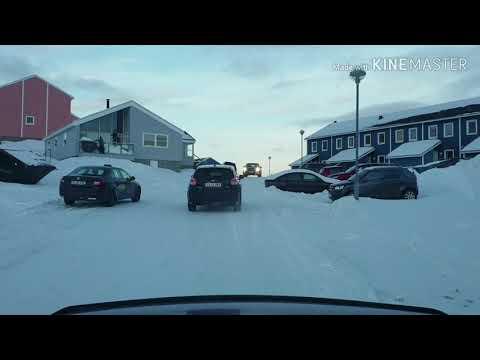 Nuuk Greenland Feb. 2019