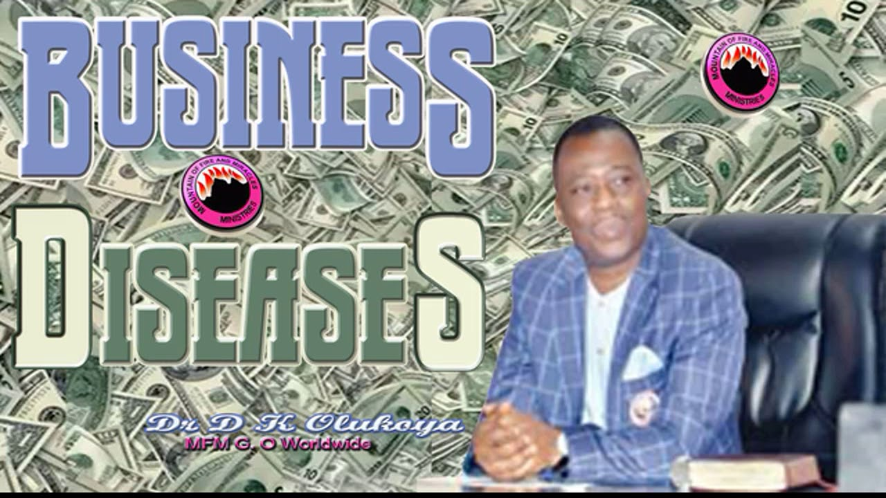 Download Business Diseases  Dr D K Olukoya