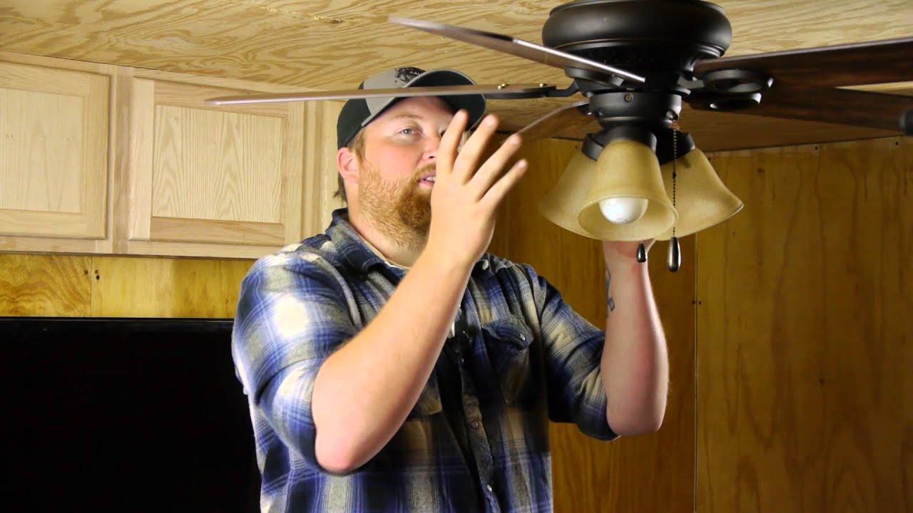 Ceiling fans grinding noises ceiling fan maintenance youtube aloadofball Gallery