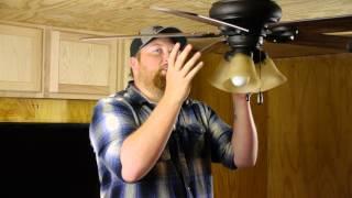 Ceiling Fans & Grinding Noises : Ceiling Fan Maintenance