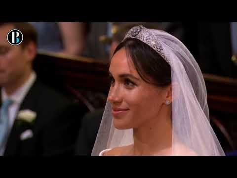 Boda del príncipe Enrique y Meghan Markle sacada de un 'cuento de hadas'
