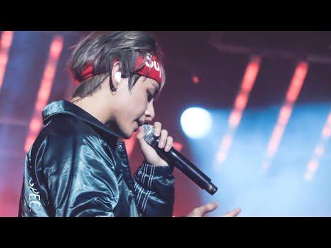 171115 JIMMY KIMMEL BTS LIVE CON - 고민보다 Go (V FOCUS)