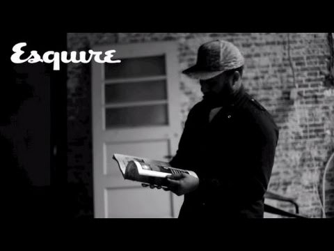 Esquire - Best Geklede Man 2013 - GENOMINEERD