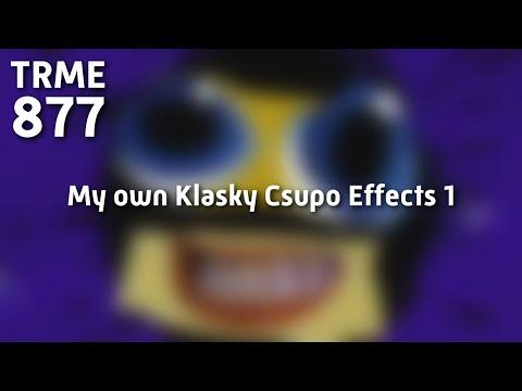 My own Klasky Csupo Effects 1