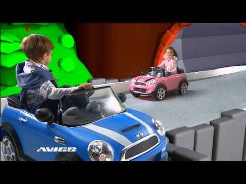 Mini Cooper 6v Avigo en Toys R Us
