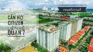 Căn Hộ Citizen, Khu dân cư Trung Sơn, ngay quận 7, TpHCM (canhogiaresaigon.com.vn) 0949802348