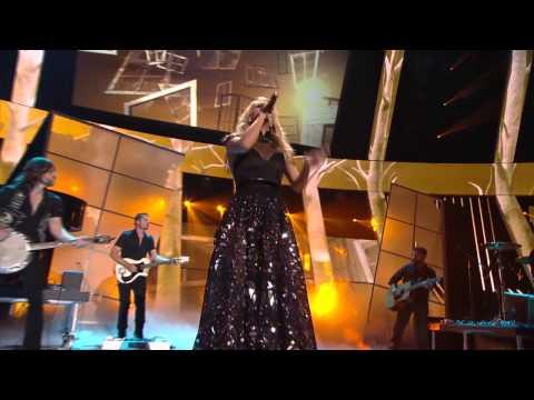 Carrie Underwood   Little Toy Guns 2015 CMT Music Awards 720p