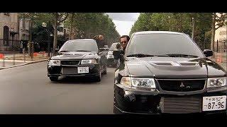 Taxi 2 - Paris Car Chase (Part 2)