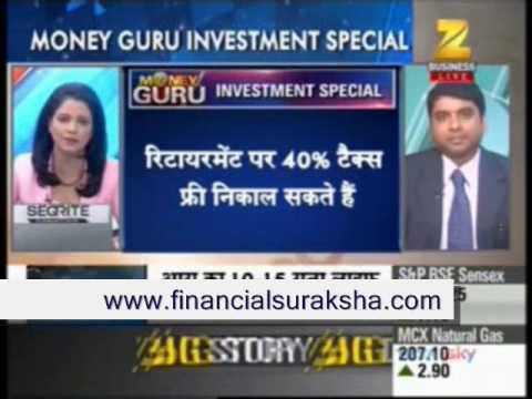 Mutual Fund - Harshvardhan Roongta CFP - On CNBC Awaaz Your Money 09/05/2017