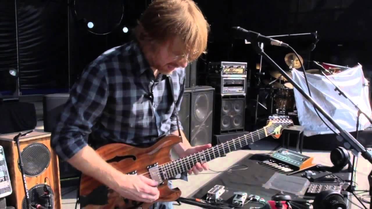 Trey Anastasio's Phish Guitar Rig - Part 2
