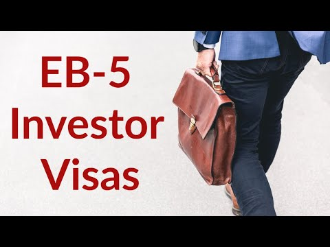 EB-5 Investor Visa: Pathway to a Green Card