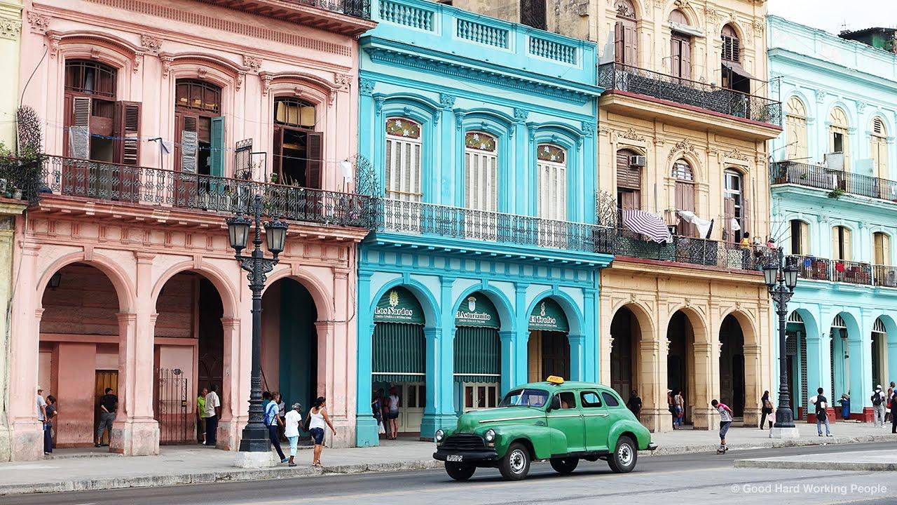 La Habana Vieja Old Havana Havana Cuba  In Another