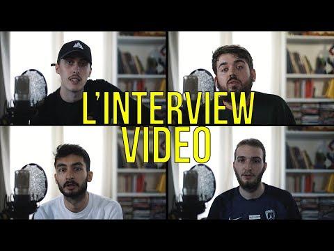 Youtube: High Five Crew – L'INTERVIEW VIDÉO