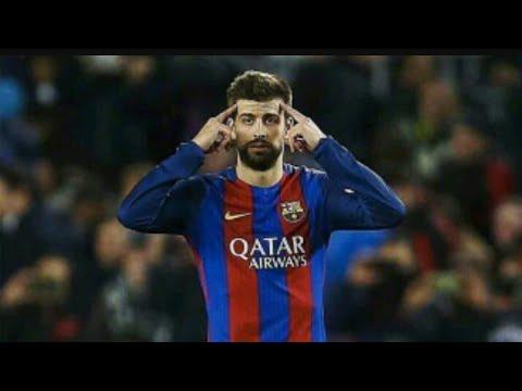 Gol pique|Barcelona vs real murcia |copa del rey thumbnail