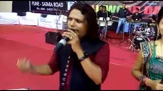 Download Hindi Video Songs - Dholida Dholida Dholida Live Band Gujrati Garba dandiya Gujju Sunburn Pune 2015