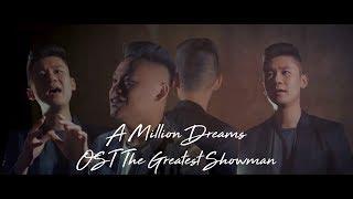 Download Lagu A Million Dreams, Ost the Greates Showman ( Hendripan ft Rerehehe cover) Mp3