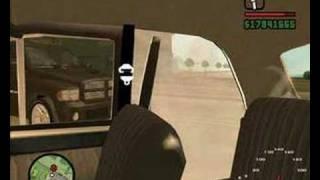 GTA San Andreas Hungary mod