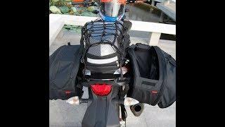 Боковые кофры для мотоцикла из Китая с Алиэкспресс   отзыв и обзор
